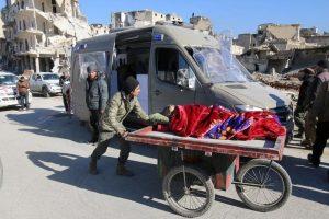 Ξεχασμένο από κάθε Θεό το Χαλέπι – Αλαλούμ με τους αμάχους [pics]
