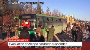 Χάος ξανά στο Χαλέπι – Όμηροι οι άμαχοι – Συγκλονιστικές εικόνες