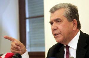 """Μητρόπουλος: """"Προσπαθώ να εντοπίσω το κέντρο της αλητήριας επίθεσης που δέχομαι"""" (ΒΙΝΤΕΟ)"""