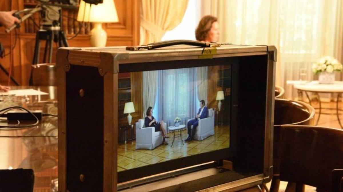 Το διεθνές ενδιαφέρον για τη συνέντευξη του Τσίπρα και η… μάχη με τον Μεϊμαράκη | Newsit.gr