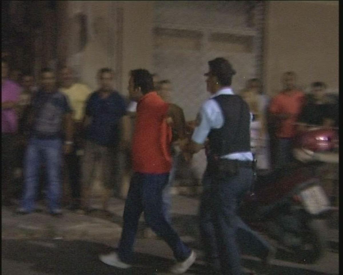 Πάτρα: Πριν τον κακοποιό συνέλαβαν δημοσιογράφο! | Newsit.gr