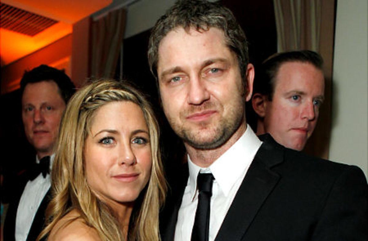 H Aniston περνάει καλά με τον Βutler! | Newsit.gr
