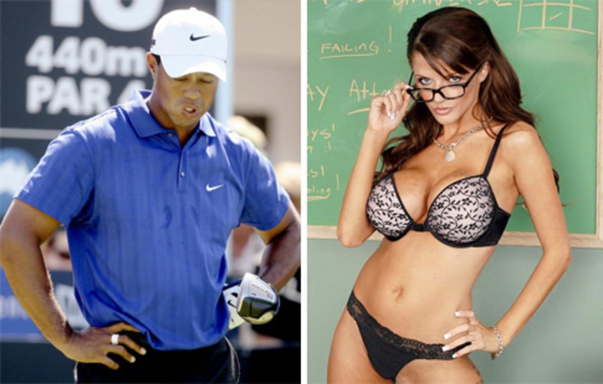 Πορνοστάρ έμεινε έγκυος από τον Tiger Woods!   Newsit.gr