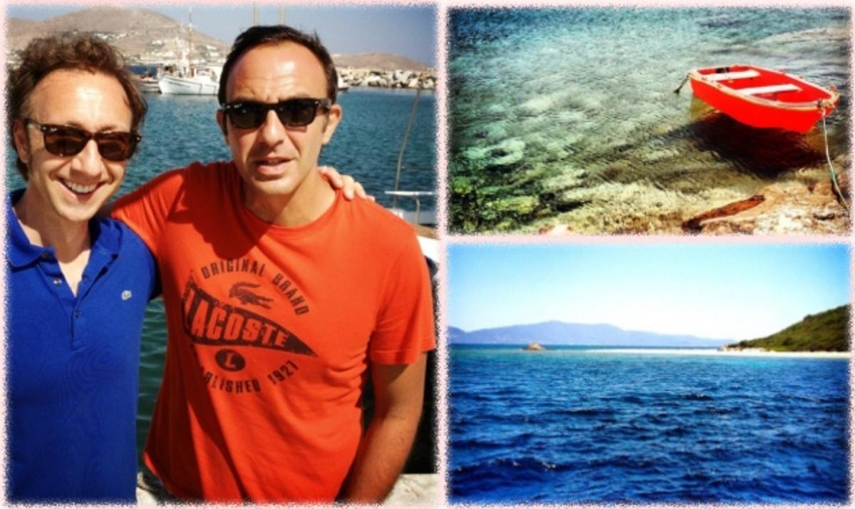 Ν. Αλιάγας: Καλοκαιρινές διακοπές στα ελληνικά νησιά! Φωτογραφίες   Newsit.gr