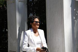 Άλκηστις Πρωτοψάλτη: «Αύριο θα τραγουδήσω ως υπουργός Τουρισμού» ΦΩΤΟ – ΒΙΝΤΕΟ