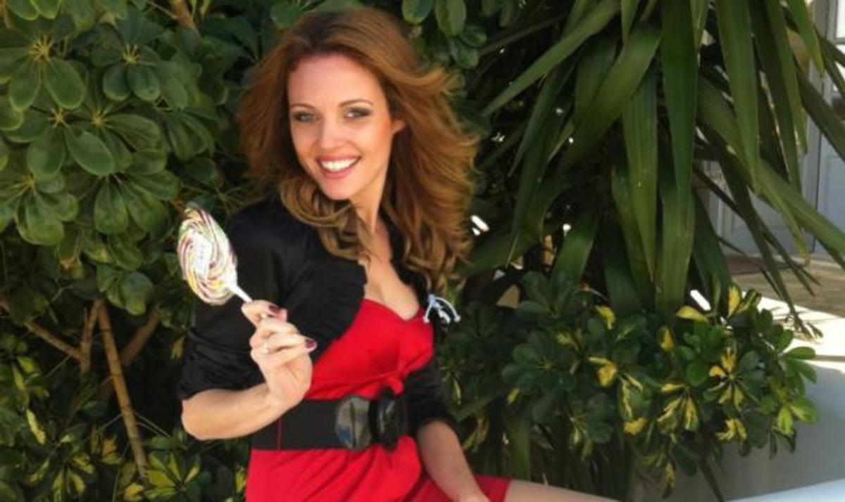 Α. Ανυφαντή: Η Μις Ελλάς έγινε μανούλα! | Newsit.gr