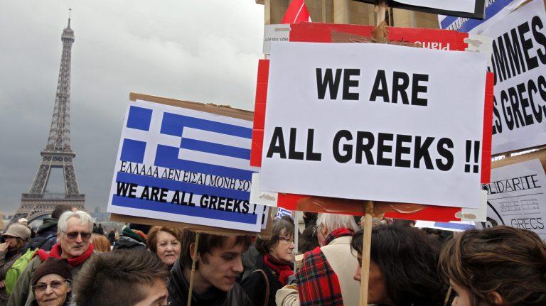 Η Ευρώπη βροντοφώναξε «Είμαστε όλοι Έλληνες» – Τώρα έρχεται η σειρά της Αμερικής | Newsit.gr