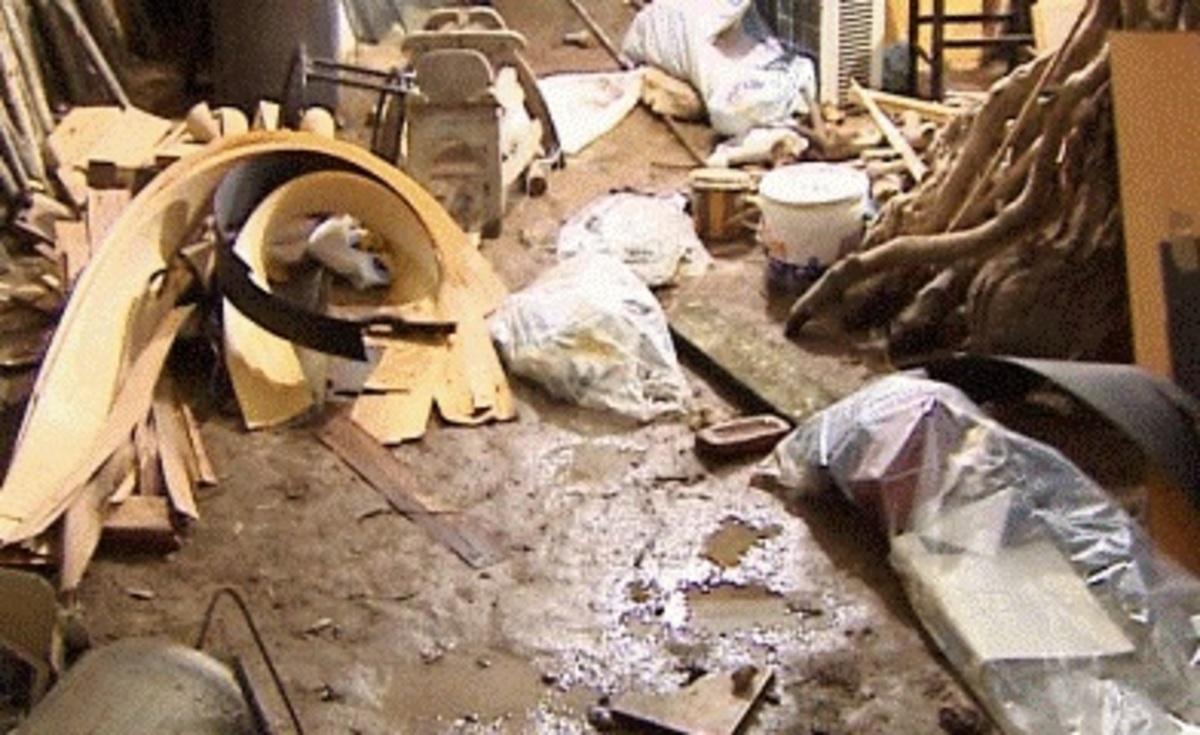 Φθιώτιδα: Πήγαν για δουλειά και είδαν τις περιουσίες τους… πλημμυρισμένες – Δείτε βίντεο! | Newsit.gr