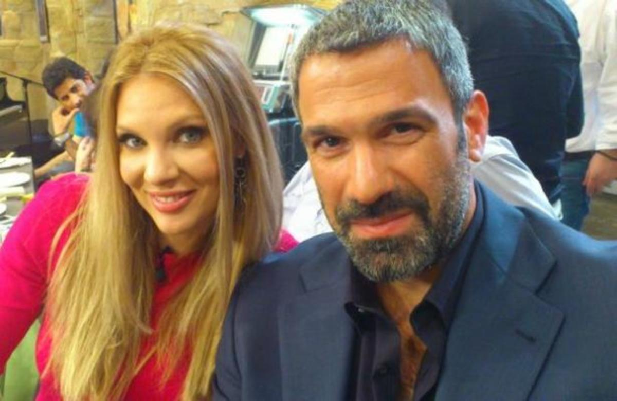 Σε ποια εκπομπή θα δούμε τον Σπ. Χαριτάτο με την Χρ. Αλούπη; | Newsit.gr