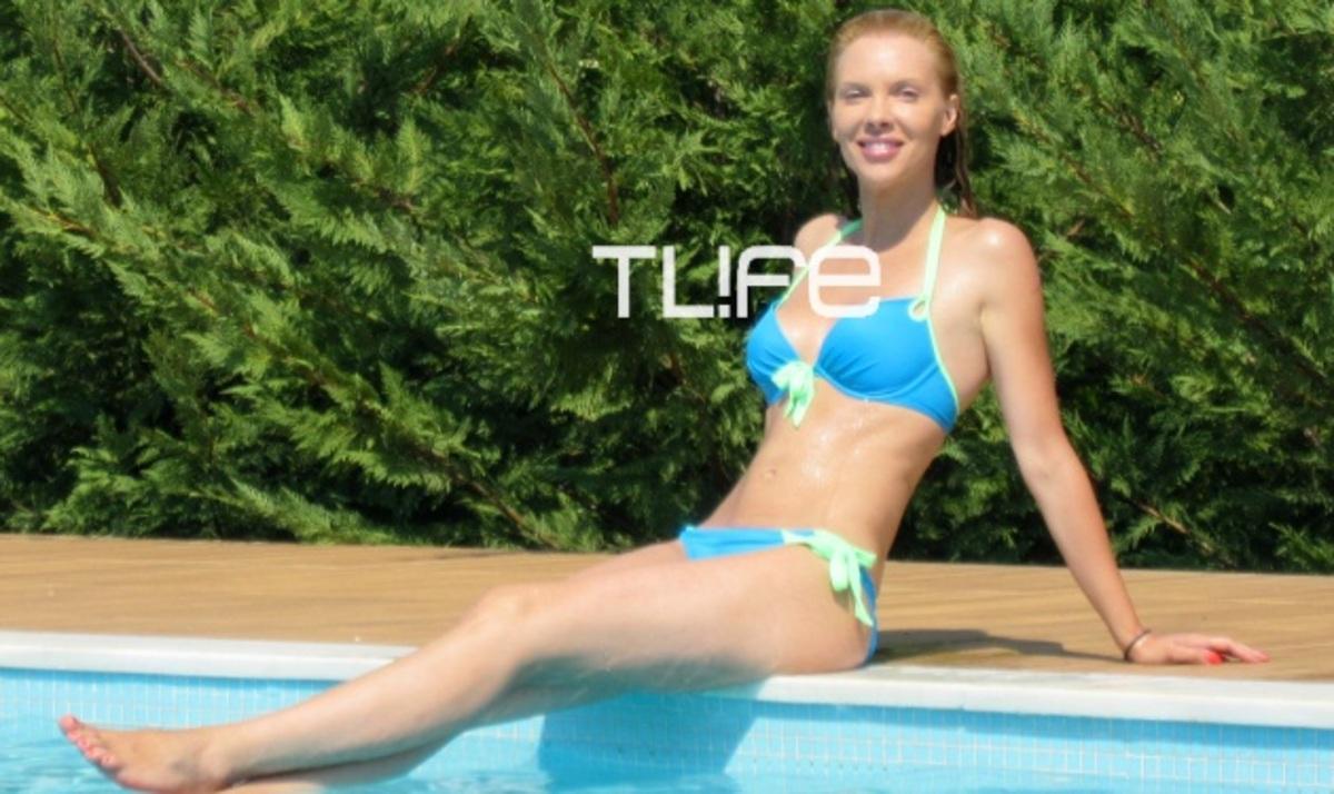 Χ. Αλούπη στο TLIFE: Η επιστροφή στην Ελλάδα για διακοπές! Φωτογραφίες από τα μπάνια της   Newsit.gr