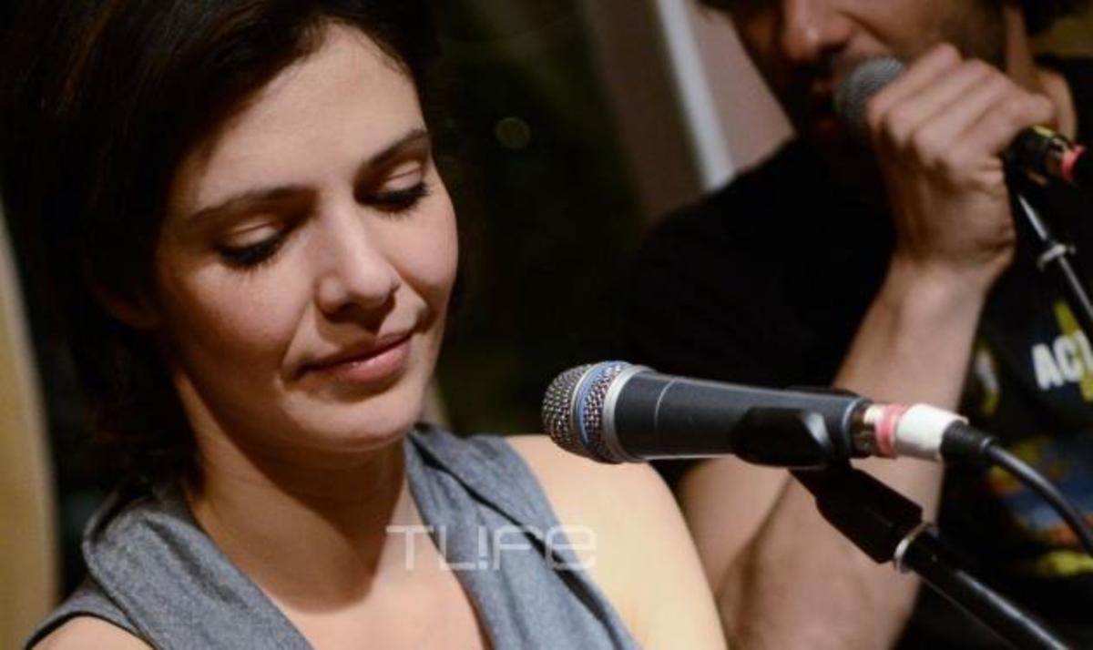 Μ. Λαμπροπούλου: Η βραδινή έξοδος και το νέο της ξεκίνημα! Δες φωτογραφίες | Newsit.gr