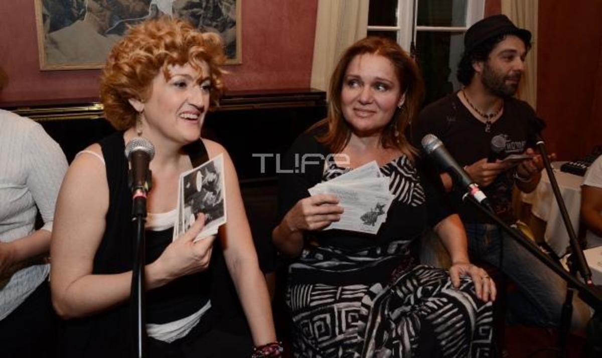 Βραδιά Ελληνικού Κινηματογράφου με διάσημους στο Κολωνάκι! Δες φωτογραφίες   Newsit.gr