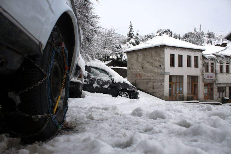 Δυτική Μακεδονία: Πού χρειάζονται αλυσίδες   Newsit.gr