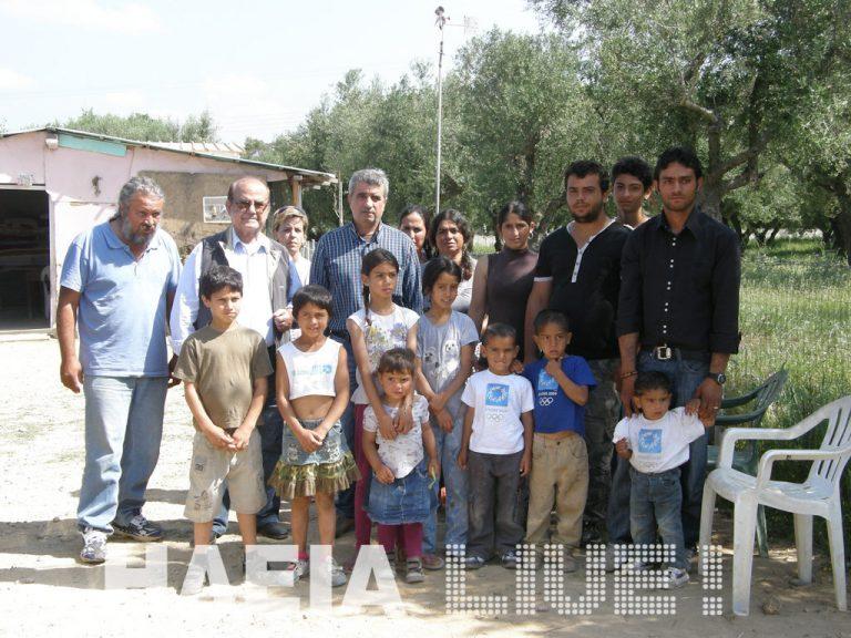 Αμαλιάδα: Εννέα παιδιά μεγαλώνουν χωρίς ρεύμα…   Newsit.gr