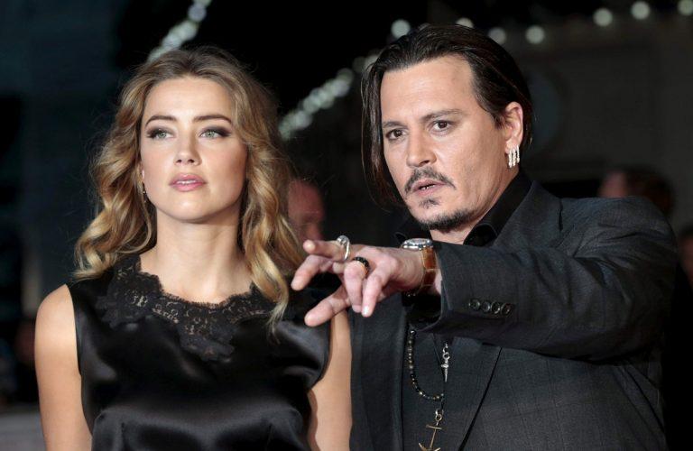 Στην γυναίκα της γύρισε η Amber Heard μετά τον χωρισμό με τον Johnny Depp