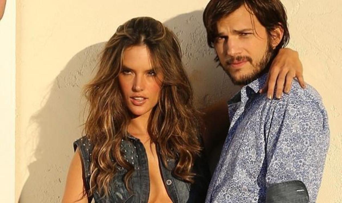 Super αδύνατη και σέξυ η Alessandra Ambrosio ένα μήνα μετά τη γέννηση του μωρού της! | Newsit.gr