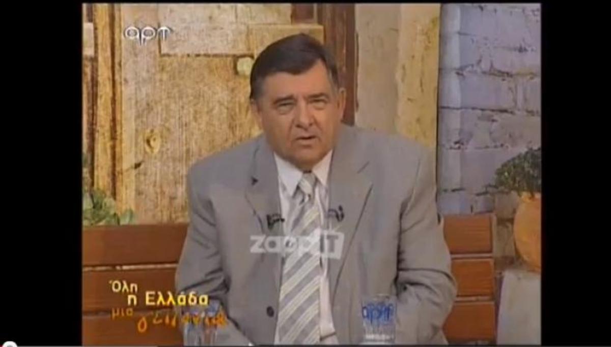 Καρατζαφέρης: «Αν συμβεί κάτι στον Σπύρο, πείτε στον Σαμαρά ότι θα του κόψω τα ποδάρια»! | Newsit.gr