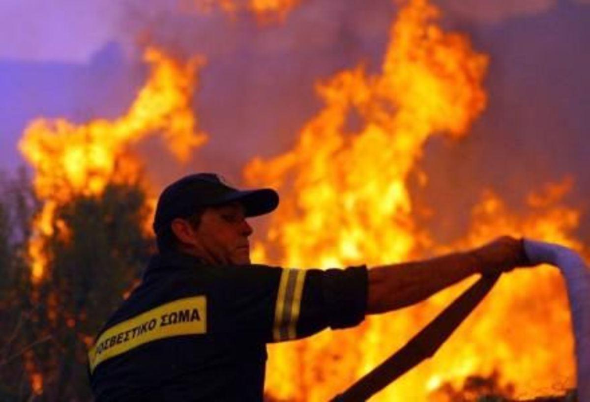 Ήθελε να κάψει τα ξερόκλαδα και έκαψε δυο στρέμματα!   Newsit.gr
