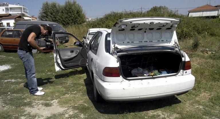 Αμφιλοχία: Είχε 100 κιλά χασίς στο αυτοκίνητο! | Newsit.gr
