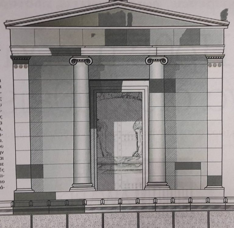 Δέος! Τεραστίων διαστάσεων η πρόσοψη του τάφου της Αμφίπολης! Γλυπτά βρέθηκαν… στο Λούβρο! | Newsit.gr