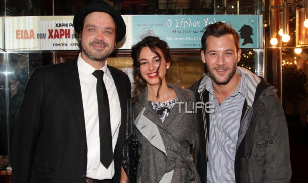 Πρεμιέρα με διάσημες παρουσίες στο θέατρο Αμιράλ! Φωτογραφίες | Newsit.gr