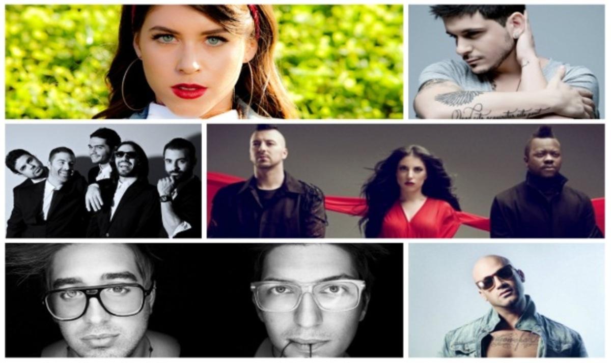 Φτιάξε τραγούδι με τους Demy, Μέλιsses, Playmen, Stan, Vegas, Μηδενιστή!   Newsit.gr