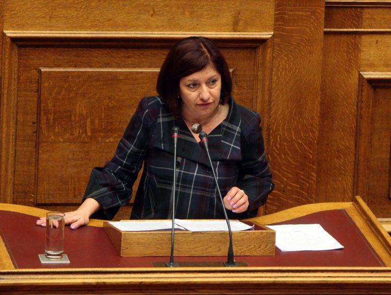 Νέες κόντρες για τις δηλώσεις Αμμανατίδου ότι το ευρώ δεν είναι φετίχ | Newsit.gr