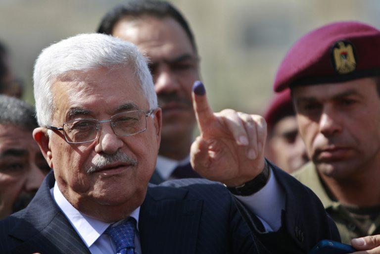 Το Ισραήλ προτείνει την «ανατροπή» του Αμπάς εάν αναγνωριστεί η Παλαιστίνη   Newsit.gr