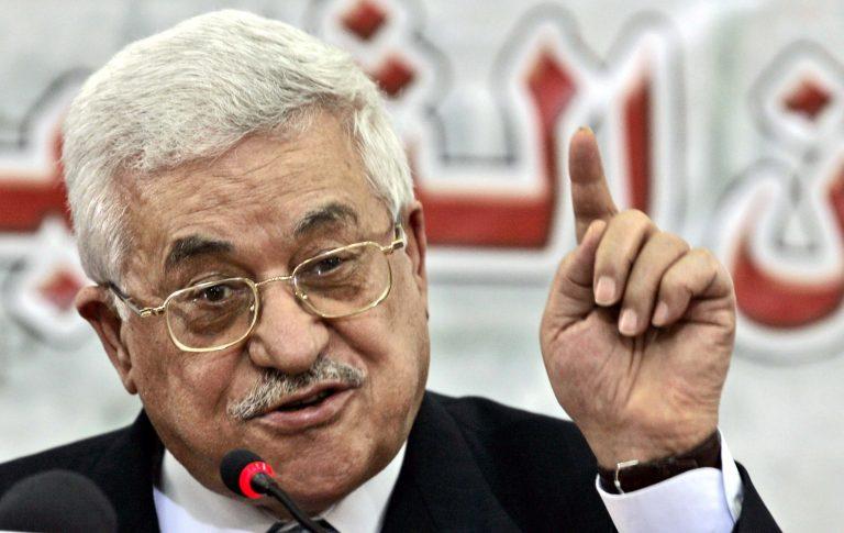 Αμπάς: Το Ισραήλ απειλεί την ειρηνευτική διαδικασία   Newsit.gr