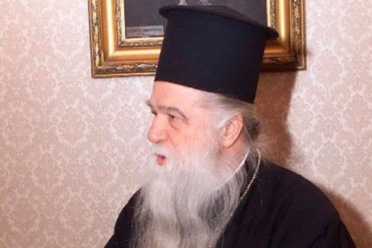 Ο γ.γ. θρησκευμάτων βάζει στην θέση του τον Μητροπολίτη Καλαβρύτων | Newsit.gr