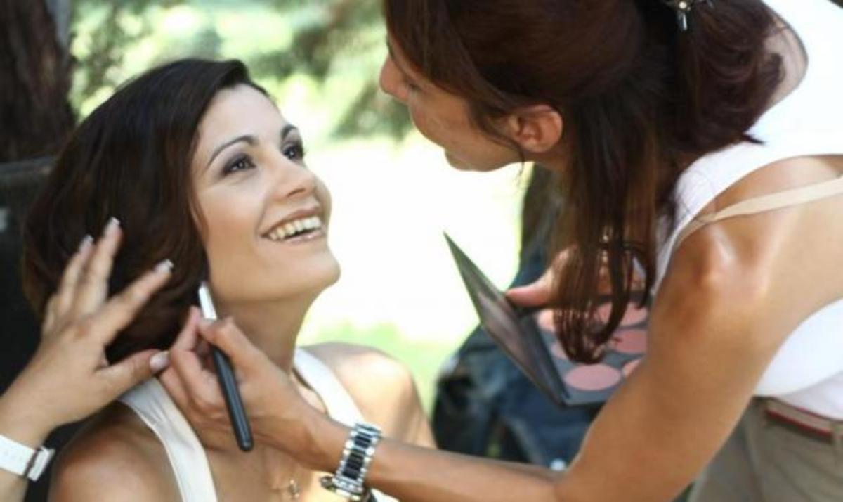 Άννα Μαρία Παπαχαραλάμπους: Το ατύχημα που είχε κατά τη διάρκεια των γυρισμάτων! | Newsit.gr