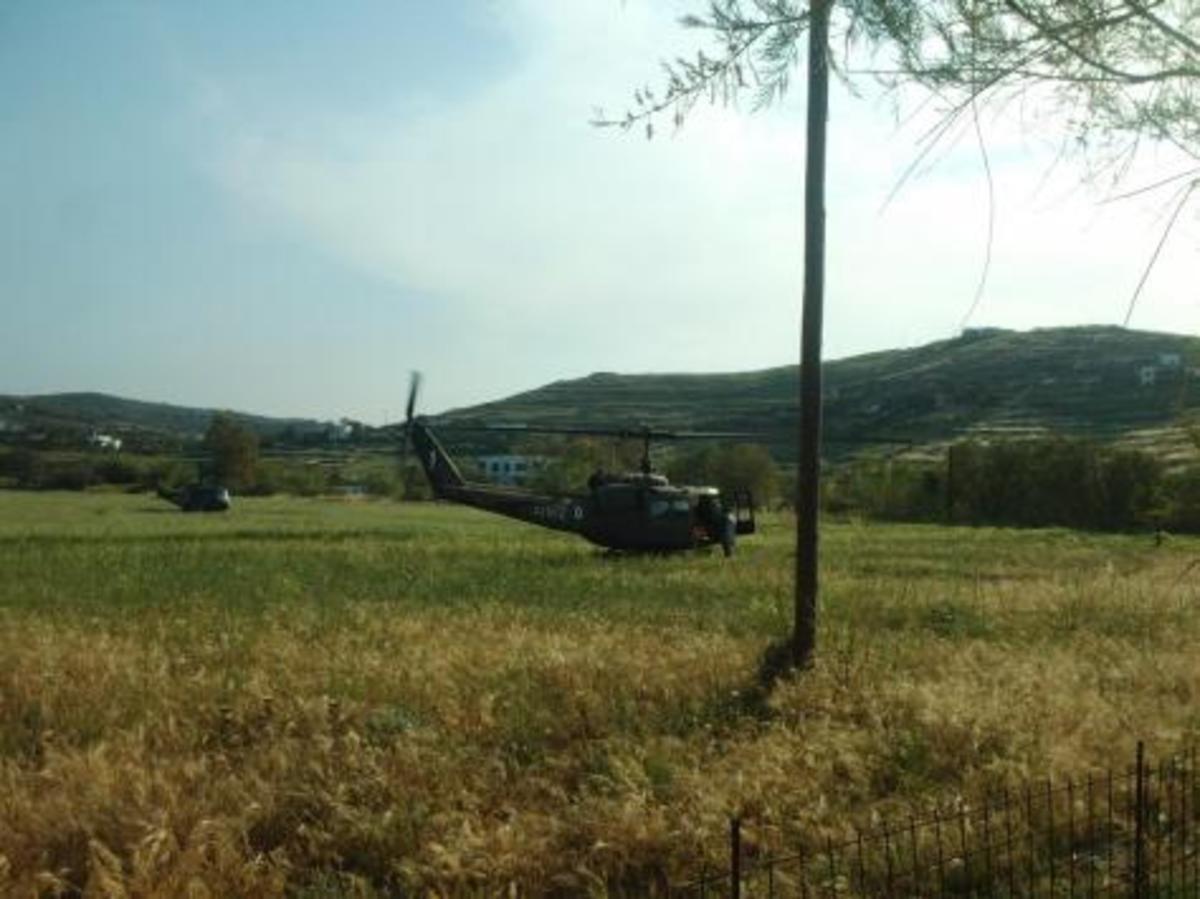 Αναγκαστική προσγείωση ΧΙΟΥΙ στη Τζια – Δείτε βίντεο και φωτό | Newsit.gr