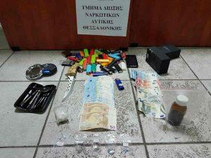 Θεσσαλονίκη: Έκρυβε ναρκωτικά σε αναπτήρες! [pic]
