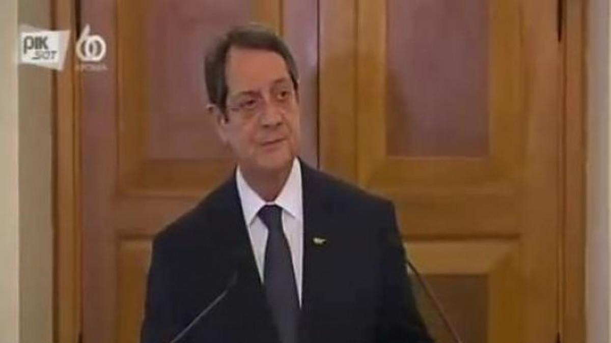 Κυπριακό – Οργή Αναστασιάδη για Ακιντζί! «Κανείς δεν κατάλαβε ότι έφυγε» [vid]   Newsit.gr