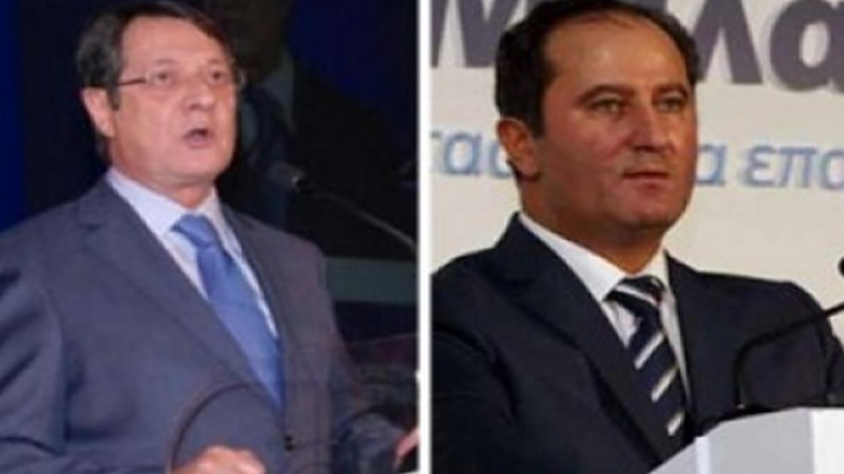 Αναστασιάδης – Μαλάς θα τα πούνε ξανά στην κάλπη – Άρχισαν τα φλερτ ΑΚΕΛ προς Λιλλήκα | Newsit.gr