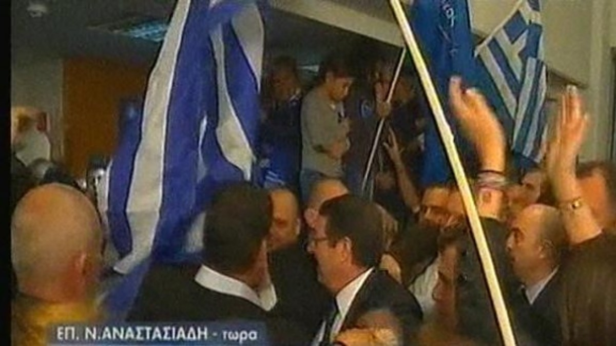 Νέος πρόεδρος της Κύπρου ο Νίκος Αναστασιάδης (VIDEO) | Newsit.gr