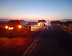 Σκοτώθηκαν μητέρα και παιδί σε σύγκρουση αυτοκινήτου με Πυροσβεστικό στην Αλεξανδρούπολη!