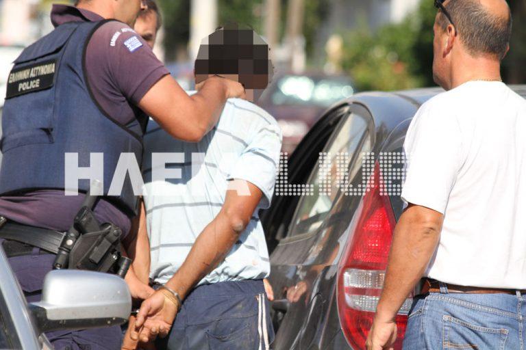 Πύργος: Αλλοδαπός προσπάθησε να τη γδύσει στο δρόμο! | Newsit.gr