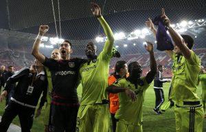 Ολυμπιακός – Άντερλεχτ: Οι Βέλγοι καταγγέλουν UEFA και φιλοξενία