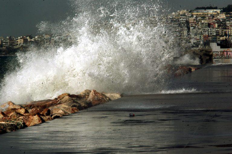 Θυελλώδεις άνεμοι την Κυριακή και άνοδος της θερμοκρασίας | Newsit.gr