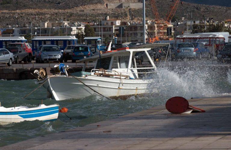 Προβλήματα στις θαλάσσιες συγκοινωνίες | Newsit.gr
