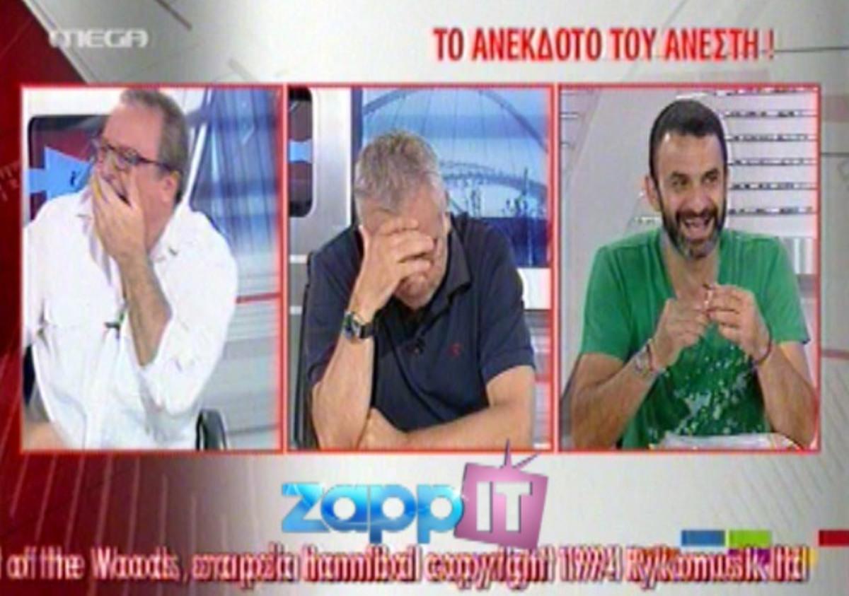 Το νευρικό γέλιο του Καμπουράκη – Σε απόγνωση ο Οικονομέας!   Newsit.gr