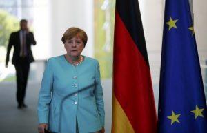 """Μέρκελ κατά Τραμπ: """"Η Ευρώπη κρατάει τη μοίρα στα χέρια της"""""""