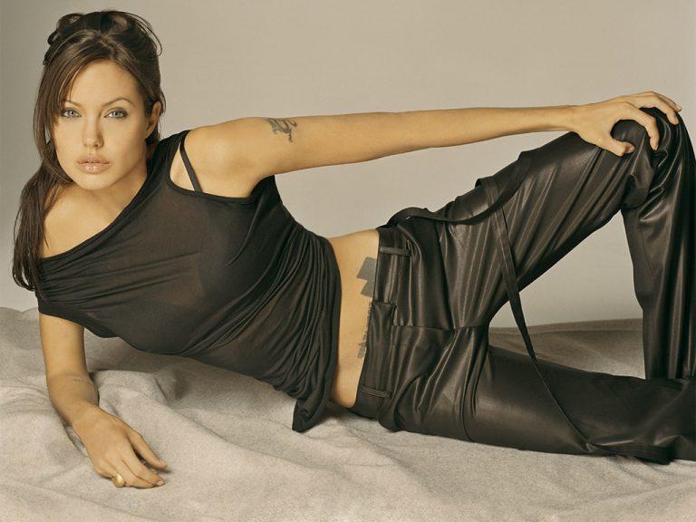 Angelina Jolie: «Μια μεγάλη ζουμερή μπριζόλα είναι το μυστικό ομορφιάς μου!» | Newsit.gr