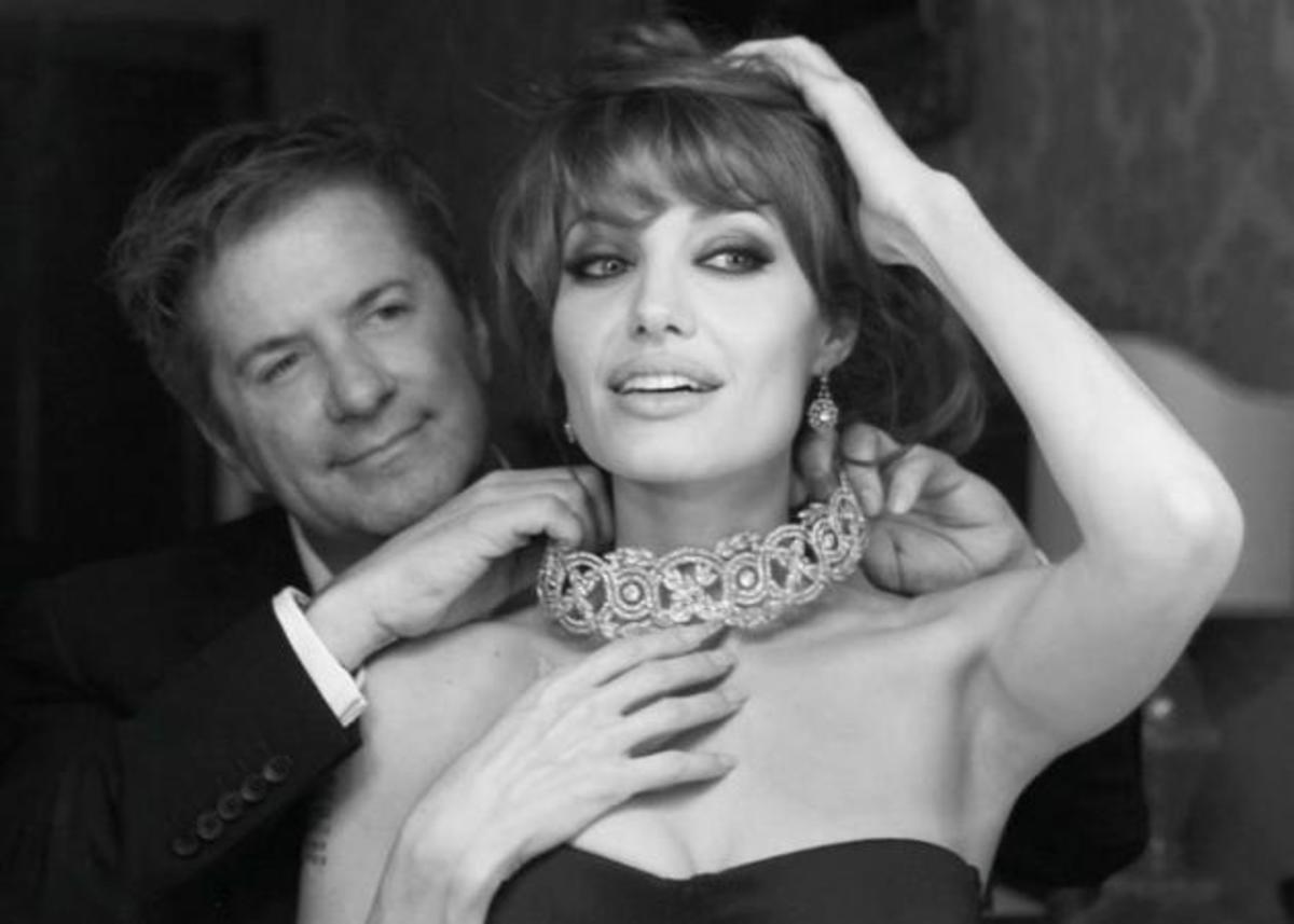H Angelina Jolie και η σειρά από κοσμήματα! | Newsit.gr