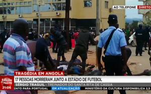 Ανγκόλα: Ποιοι ευθύνονται για την τραγωδία στο ποδοσφαιρικό γήπεδο [pic, vid]