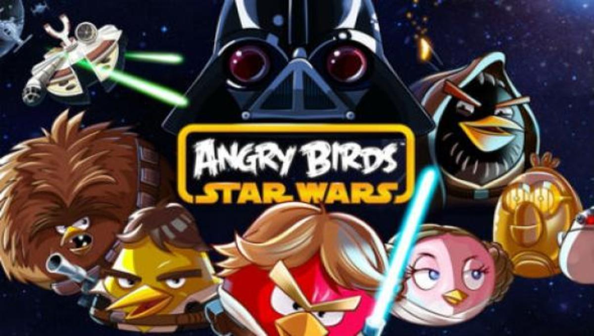 Ήρθε το Angry Birds Star Wars! | Newsit.gr
