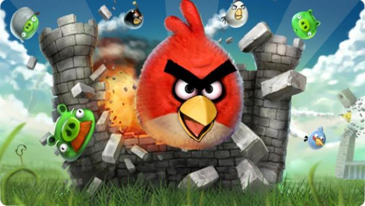 Τρελά κέρδη για τα Angry Birds!   Newsit.gr