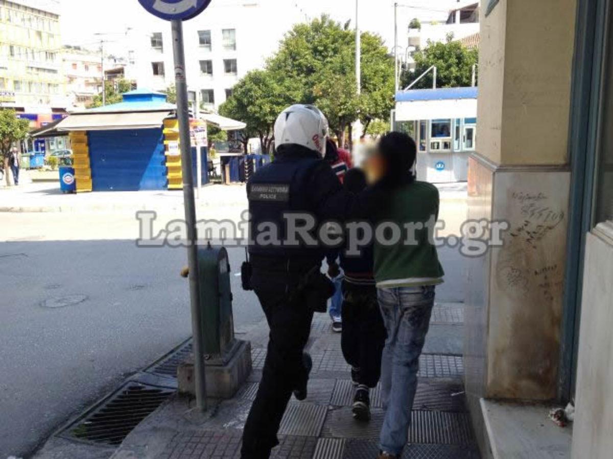 Θήβα: 14χρονος τσαντάκιας έστειλε στο νοσοκομείο 75χρονη! | Newsit.gr