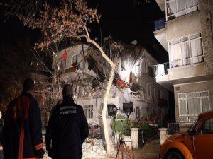 Έκρηξη σε κτίριο στην Άγκυρα! Πιθανότατα διαρροή αερίου
